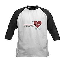 I Heart Arizona - Grey's Anatomy Kids Baseball Jer