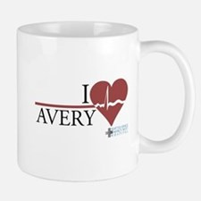 I Heart Avery - Grey's Anatomy Mug