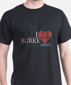 I Heart Burke - Grey's Anatomy T-Shirt