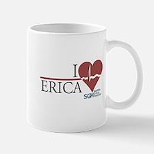 I Heart Erica - Grey's Anatomy Mug