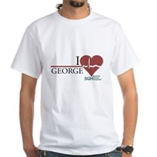 I Heart George - Grey's Anatomy Shirt