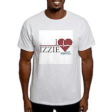 I Heart Izzie - Grey's Anatomy T-Shirt