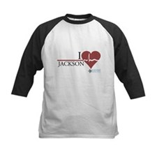 I Heart Jackson - Grey's Anatomy Kids Baseball Jer