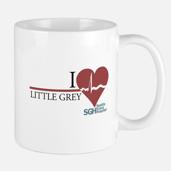 I Heart Little Grey - Grey's Anatomy Mug
