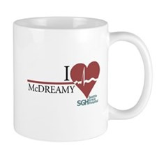 I Heart McDREAMY - Grey's Anatomy Mug