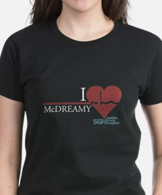 I Heart McDREAMY - Grey's Anatomy Tee