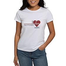 I Heart McSTEAMY - Grey's Anatomy Tee