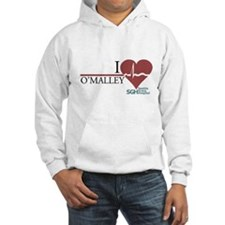 I Heart O'Malley - Grey's Anatomy Hoodie