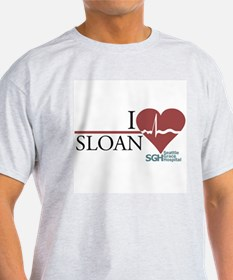 I Heart Sloan - Grey's Anatomy T-Shirt