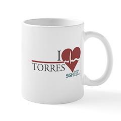 I Heart Torres - Grey's Anatomy Mug