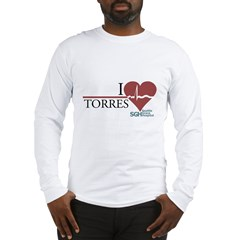 I Heart Torres - Grey's Anatomy Long Sleeve T-Shir