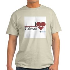 I Heart Calzona - Grey's Anatomy Light T-Shirt