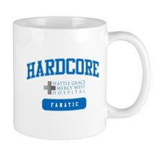 Hardcore Fanatic - Grey's Anatomy Mug