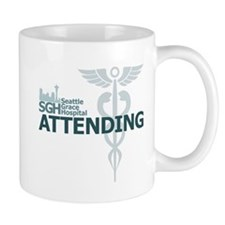 Seattle Grace Attending Small Mug