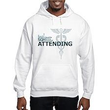 Seattle Grace Attending Hooded Sweatshirt