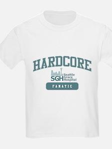Hardcore Fanatic - Grey's Anatomy T-Shirt