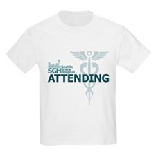 Seattle Grace Attending T-Shirt