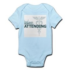 Seattle Grace Attending Infant Bodysuit