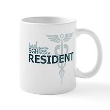 Seattle Grace Resident Small Mug