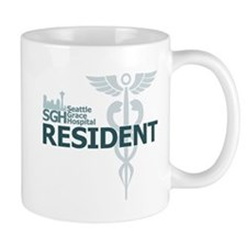 Seattle Grace Resident Small Mug