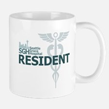 Seattle Grace Resident Small Small Mug