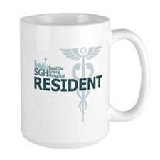 Seattle Grace Resident Mug