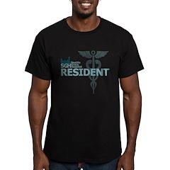 Seattle Grace Resident Men's Fitted T-Shirt (dark)