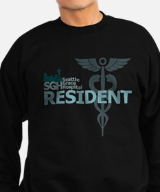 Seattle Grace Resident Dark Sweatshirt