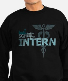 Seattle Grace Intern Dark Sweatshirt