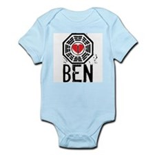 I Heart Ben - LOST Infant Bodysuit