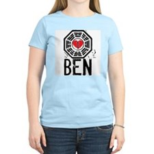 I Heart Ben - LOST T-Shirt