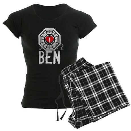 I Heart Ben - LOST Women's Dark Pajamas
