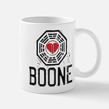 I Heart Boone - LOST Small Small Mug