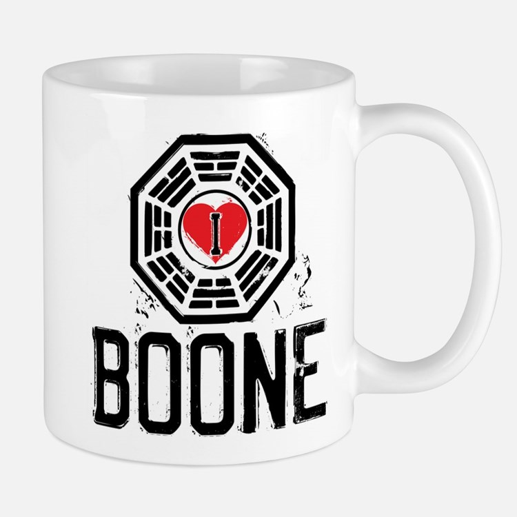I Heart Boone - LOST Small Small Mug