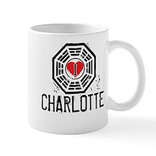 I Heart Charlotte - LOST Mug