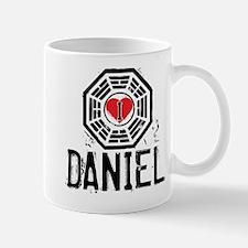 I Heart Daniel - LOST Mug