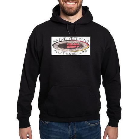 Native Veterans Hoodie (dark)