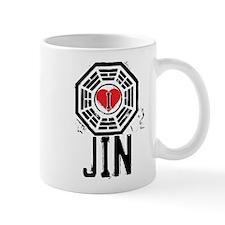 I Heart Jin - LOST Small Mug