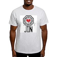 I Heart Jin - LOST T-Shirt
