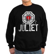 I Heart Juliet - LOST Dark Sweatshirt