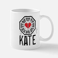 I Heart Kate - LOST Mug