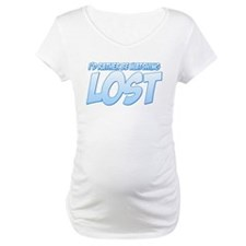 I'd Rather Be Watching Lost Shirt
