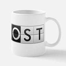 LOST - Clock Face Mug