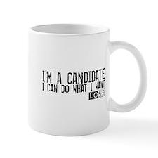LOST - I'm a Candidate Mug