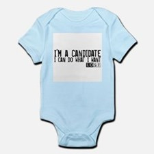 LOST - I'm a Candidate Infant Bodysuit
