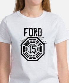 Ford - 15 - LOST Women's T-Shirt