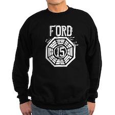 Ford - 15 - LOST Dark Sweatshirt