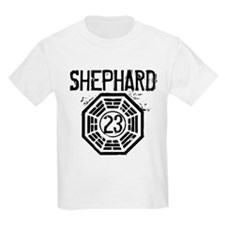 Shephard - 23 - LOST T-Shirt