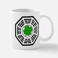Dharma Initiative Shamrock Station Mug