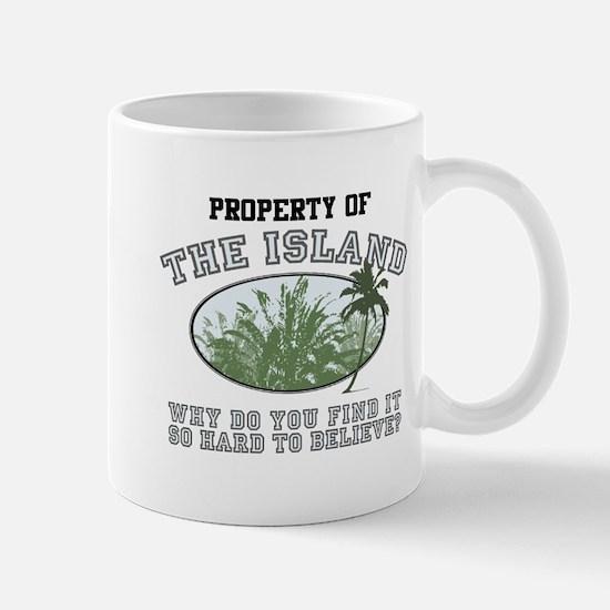Property of the Island Mug